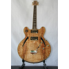 AH 712 NA, Semiakustik, Spalted Maple Top, Grover, Vintage Tremo