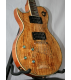 AE 604 NA Les Paul, Mahagoni, Spalted Maple, EMG, Grover, Linksh